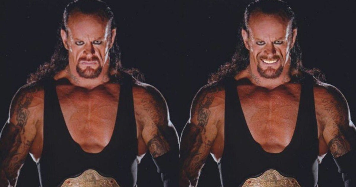 Wwe Fan Uses App To Make The Undertaker Smile And The