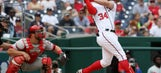 Bryce Harper Bails Out the Washington Nationals Bullpen