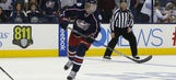 Blue Jackets Zach Werenski Done for the Season, Tweets Picture of Facial Fracture