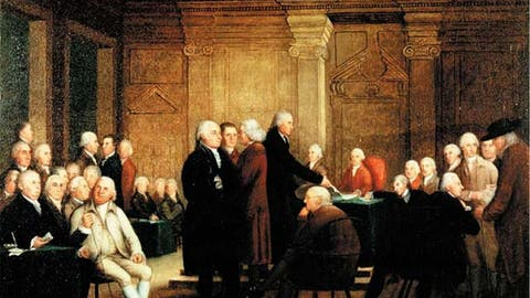LOSERS: Founding fathers