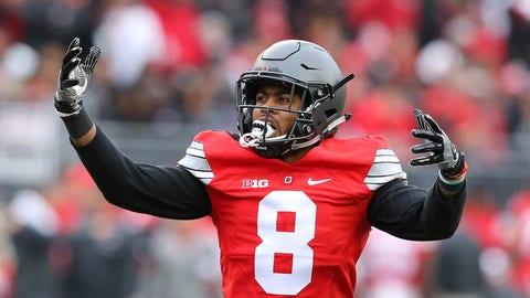14. Eagles (from Vikings): Gareon Conley - CB - Ohio State