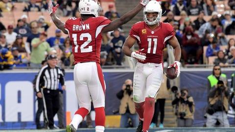 Arizona Cardinals - 9:57
