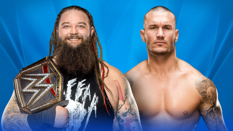 Bray Wyatt vs. Randy Orton for the WWE World Championship