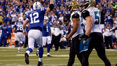 Indianapolis Colts - 10:09