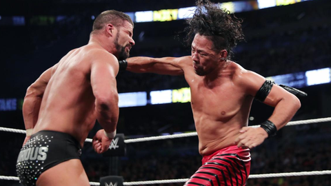 Will Shinsuke Nakamura debut?