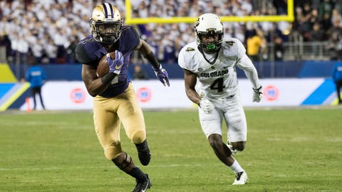 17. Redskins: John Ross - WR - Washington