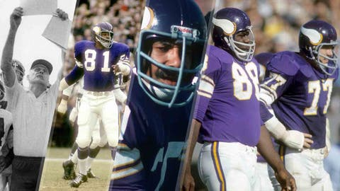 Vikings (no titles since franchise inception in 1961)