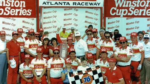Atlanta for a year (1986)