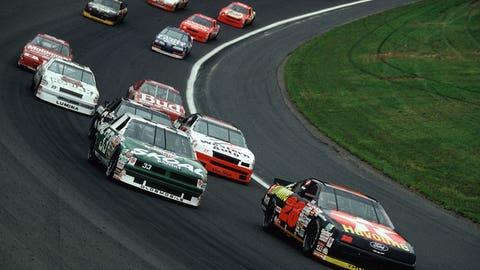 Two segments (1990-1991)