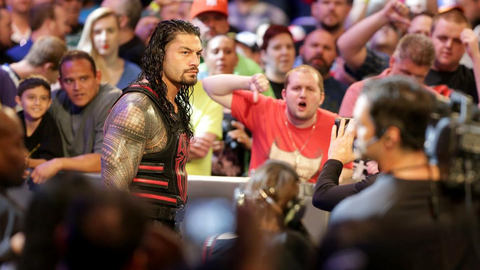 Roman Reigns is the future of WWE whether you like it or not
