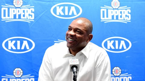 Doc Rivers ultimately deserves all the blame for the Clippers' postseason struggles