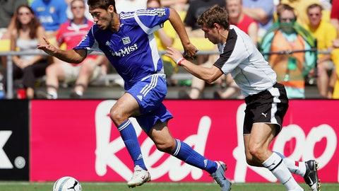 2005 — MLS All-Stars vs. Fulham
