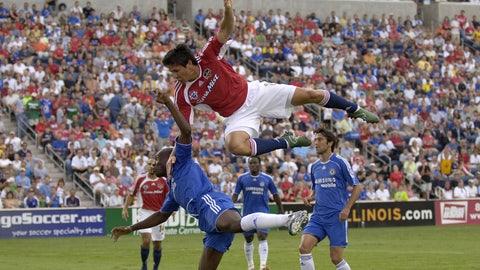 2006 — MLS All-Stars vs. Chelsea