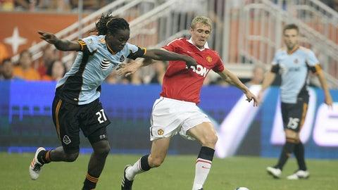 2010 — MLS All-Stars vs. Manchester United