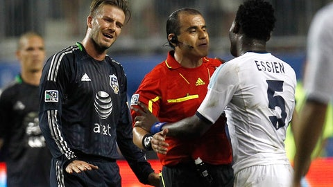 2012 — MLS All-Stars vs. Chelsea