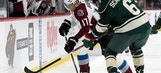 Haula, Dubnyk lead Wild to 5-2 win against Avalanche