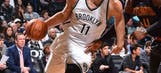 Lopez, Nets spoil Millsap's return with 91-82 win over Hawks