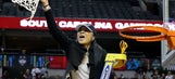 Staley proud to be 2nd African-American coach to win title