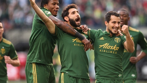 Portland Timbers: Same