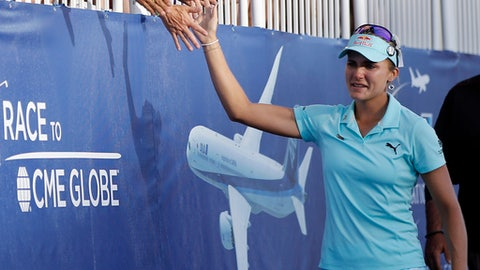 Is it solely being made because of Lexi Thompson?