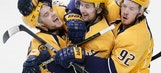 From Sweden to Music City, Forsberg, Arvidsson leading Preds