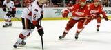 Svechnikov gets SO winner in debut, Red Wings beat Senators