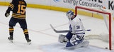 Maple Leafs beat Sabres 4-2, close in on playoff spot