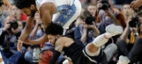 Gonzaga hurt by foul trouble in 71-65 loss to North Carolina