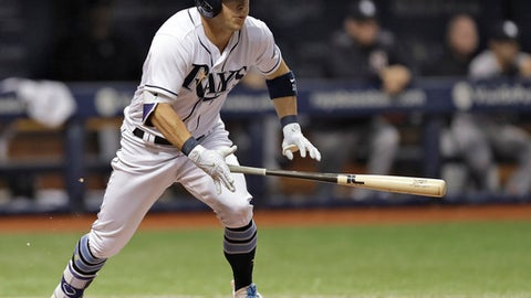 Corey Dickerson (TB) – 42.1% ownership