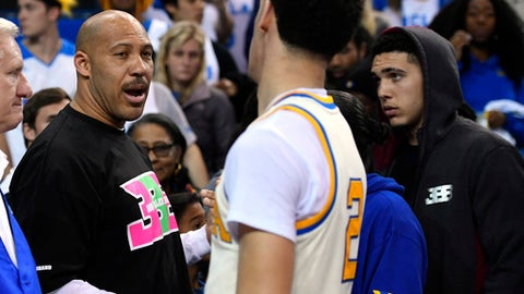 This could be an epic fail for LaVar Ball