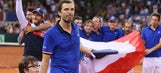 Chardy beats Edmund to give France 4-1 win vs. Britain