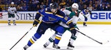 Yeo, it's me: Ex-Wild coach leads Blues into playoff matchup