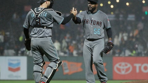 D-backs bullpen filled with personalities