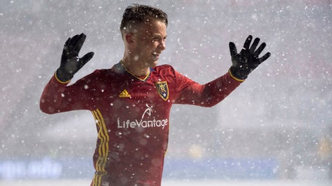 Real Salt Lake - Albert Rusnak: $883,000