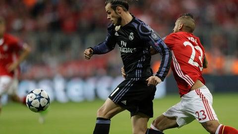 Lineup prediction: Real Madrid