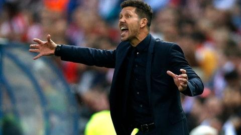 Atletico's taste for revenge