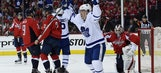 Kapanen scores double OT winner as Leafs beat Capitals 4-3