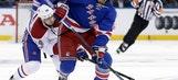 Radulov helps Canadiens beat Rangers 3-1 for series lead