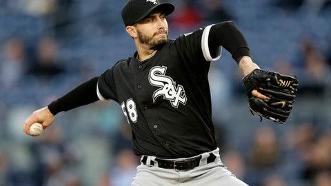 Gonzalez finds success with Sox