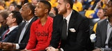 Blazers big man Nurkic upgraded to 'doubtful' for Game 3