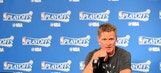 Ailing Kerr won't coach Warriors in Game 4