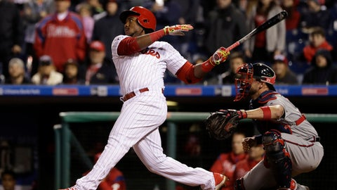 Franco thumps Red Sox