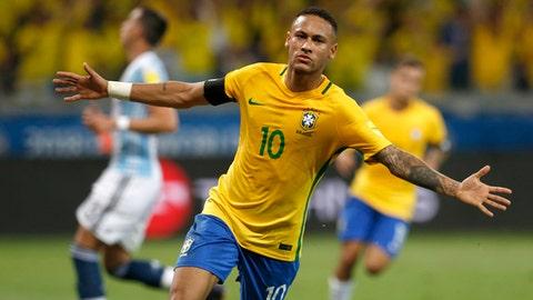 South America - 6 teams