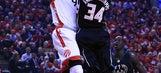 Powell scores 25 as Raptors beat Bucks 118-93 in Game 5