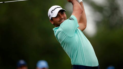 FILE - In this May 2, 2016, file photo, Jason Day, of Australia, hits a tee shot on the 17th hole during the final round of the PGA Zurich Classic golf tournament at TPC Louisiana in Avondale, La. Jason Day is among a new generation of golf stars who believe their sport needs a jolt to attract younger fans. Whether the new team format at the Zurich Classic gets that done remains to be seen, but least the novelty of it has attracted the strongest field in years. (AP Photo/Gerald Herbert, File)