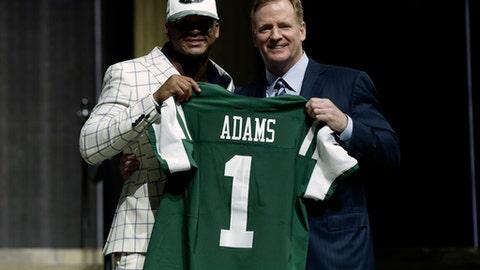 Jamal Adams, S, Jets