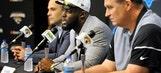 Jaguars stick with QB Blake Bortles, draft offensive help