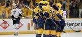 Predators take 2-1 series lead, beating St. Louis Blues 3-1
