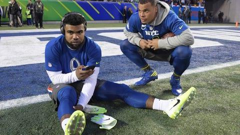 Dallas Cowboys - 11:21