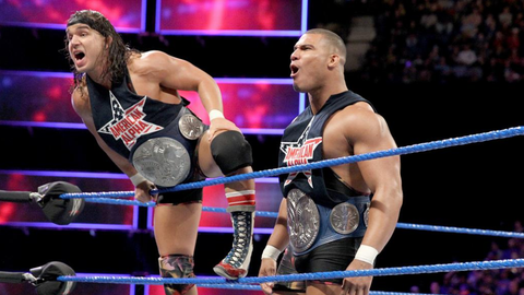 American Alpha to Raw